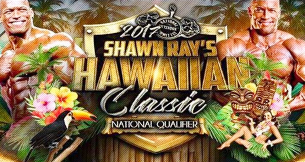 Hawaiian Classic 2017 Shawn Ray