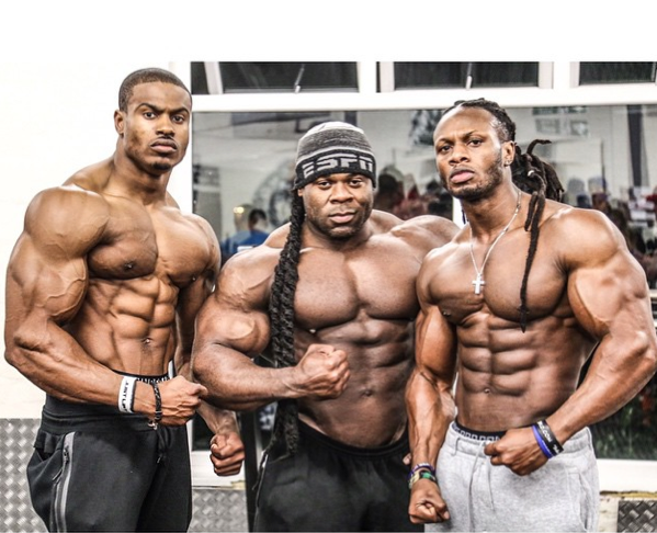 kai greene and ulisses