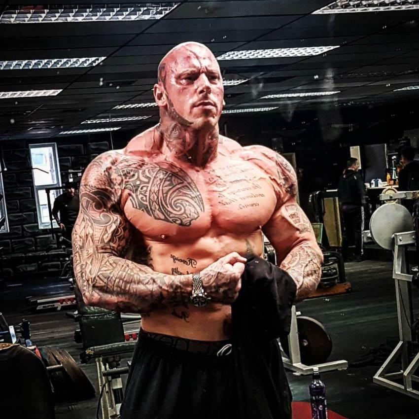 nightmare bodybuilder