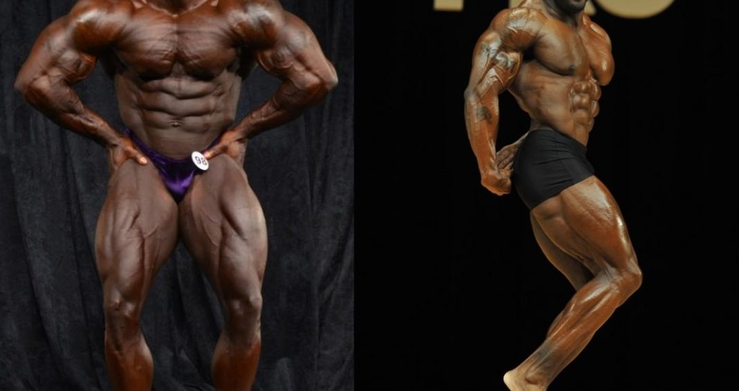 shredded vs swole