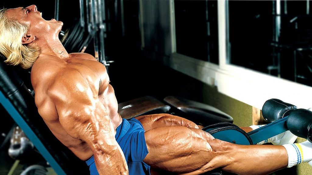 tom platz workout