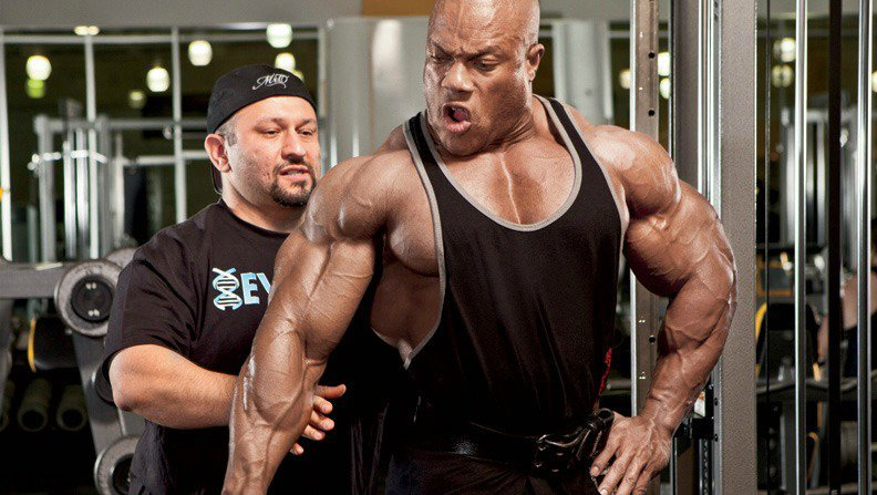 Phil Heath & Hany Rambod