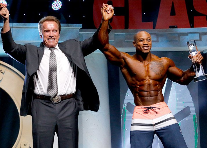 arnold classic results 2016
