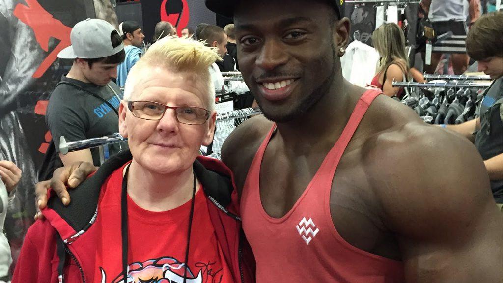 grandma bodybuilding coach