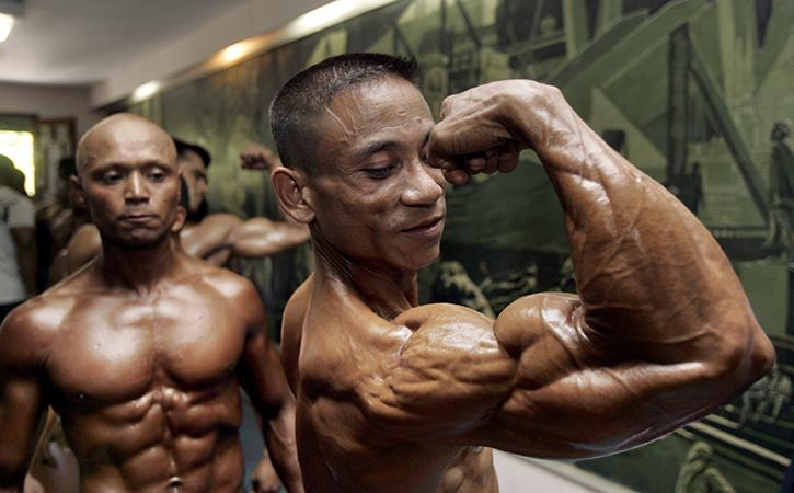 hiv bodybuilder