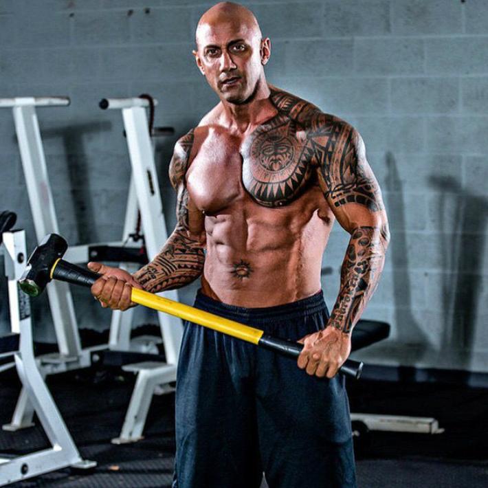 jerry ward bodybuilding