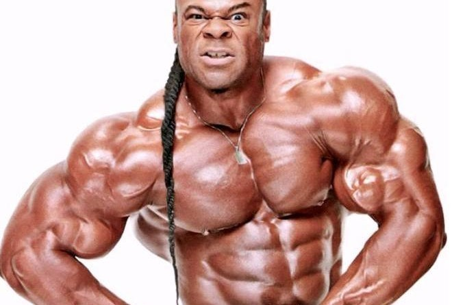 kai greene secret sauce