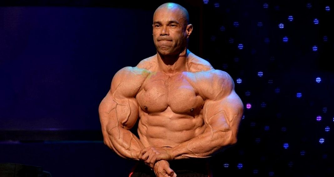 kevin levrone now