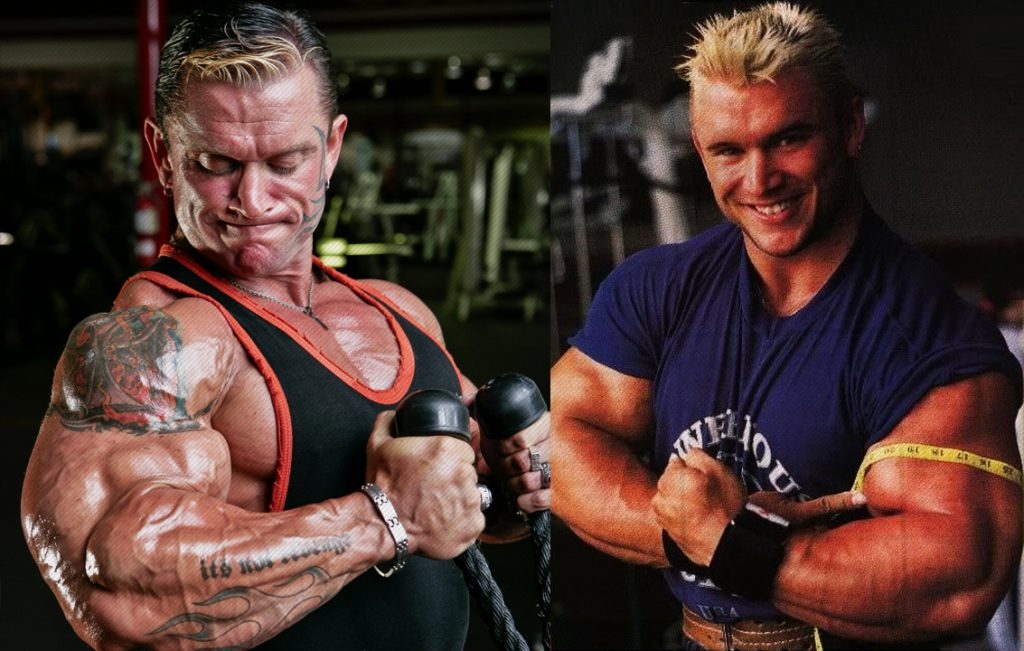 lee priest biceps